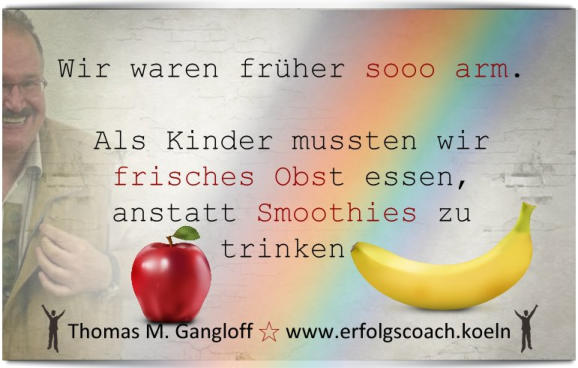 Thomas M. Gangloff | Network, Coach und Trainer